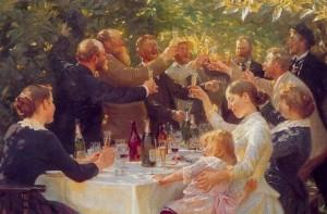 PS_Krøyer_-_Hip_hip_hurra!_Kunstnerfest_på_Skagen_1888