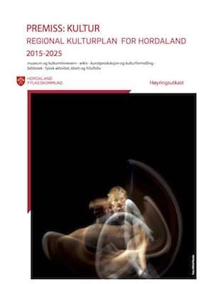 Høringsuttalelse til Hordaland Fylkeskommunes kulturplan
