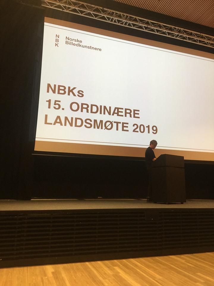 NBKs landsmøte 2019